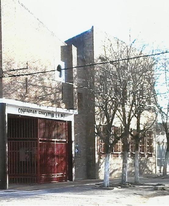 Comunidad Educativa La Paz. Su historia.