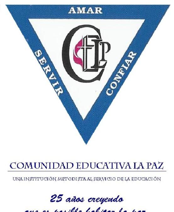 Comunidad Educativa La Paz. Objetivos Institucionales.